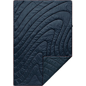 Rumpl Original Puffy Solid Blanket 1 Person Youth deepwater